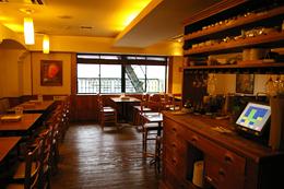 東京ベリーニカフェ